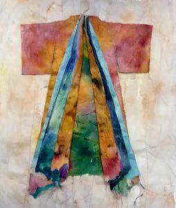 paper constructed kiimono