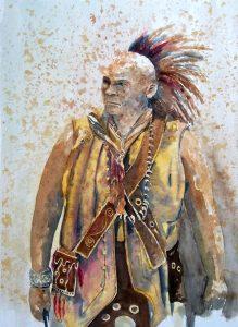 Cherokee Indian